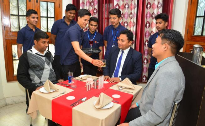 Specialized Diploma in Hospitality