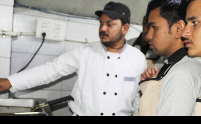 Specialized Diploma in Food Production